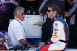 Mario Andretti and Marco Andretti