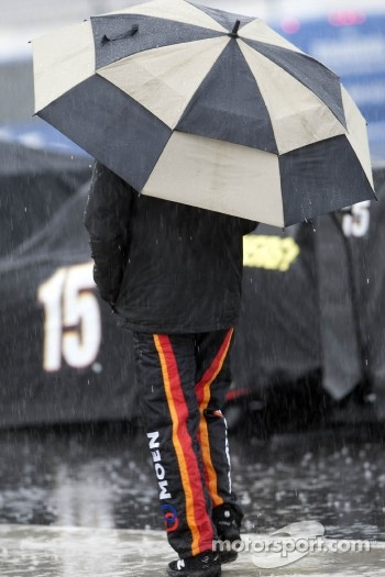 Rain hits Pocono