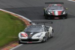 #17 Insight Racing Ferrari 458 Italia: Dennis Andersen, Martin Jensen, Iain Dockerill  