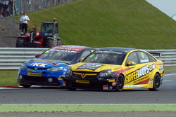 Jason Plato and Dave Newsham