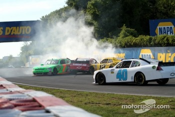 Trouble for Danica Patrick, Mike Wallace and Sam Hornish Jr.