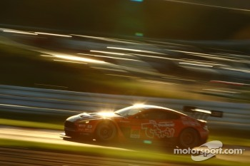 #66 A Speed Aston Martin V8 Vantage: Hiroki Yoshimoto, Kazuki Hoshino, Hiroki Yoshida