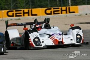 #06 CORE Autosport Oreca FLM09 Chevrolet: Alex Popow and Tom Kimber-Smith