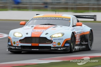 #99 Aston Martin Racing Aston Martin Vantage V8: Andrew Howard, Paul White, Jonny Adam