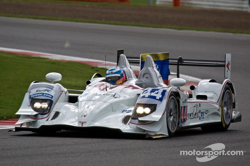 #44 Starworks Motorsport HPD ARX-03b Honda: Enzo Potolicchio, Ryan Dalziel, Stphane Sarrazin