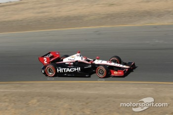 Ryan Briscoe, Hitachi Team Penske Chevrolet
