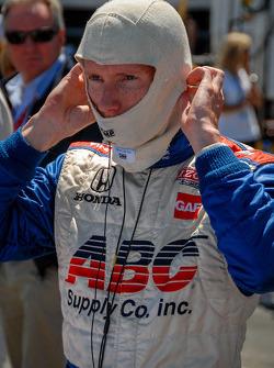 Mike Conway, A.J. Foyt Enterprices Honda