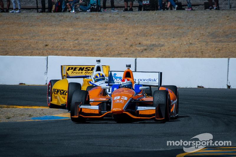 Charlie Kimball, Novo Nordisk Chip Ganassi Racing Honda