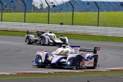 #7 Toyota Racing Toyota TS030-Hybrid: Alexander Wurz, Nicolas Lapierre, Kazuki Nakajima