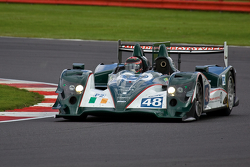 #48 Murphy Prototypes Oreca 03 Nissan:  Warren Hughes, Jody Firth, Brendon Hartley
