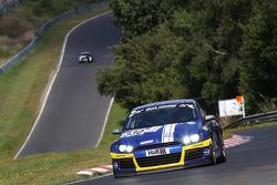 #330 LMS Engineering VW Scirocco GT24: Christian Krognes, Dominik Brinkmann, Ullrich Andree