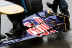 Scuderia Toro Rosso front wing