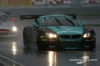 #18 BMW Team Vita4one BMW Z4 GT3: Michael Bartels, Yelmer Buurman