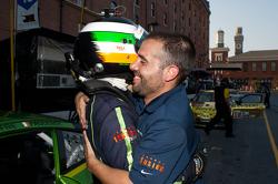 #34 Green Hornet Racing Porsche 911 GT3 Cup: Damien Faulkner