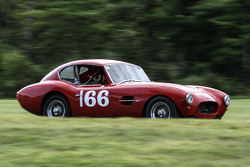 166 Bob Girvin Holliston, Mass. 1958 Allard GT