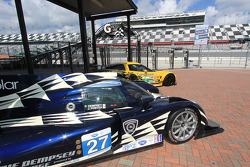 ALMS prototype and GT at Daytona