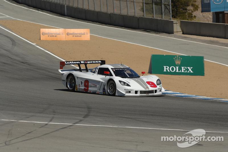 #9 Action Express Racing Chevrolet Corvette DP: Joao Barbosa, Darren Law