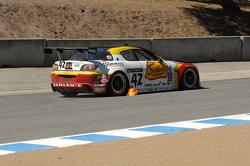 #42 Team Sahlen TheRaceSite.Com Mazda RX-8: Joe Nonnamaker, Wayne Nonnamaker, Joe Sahlen