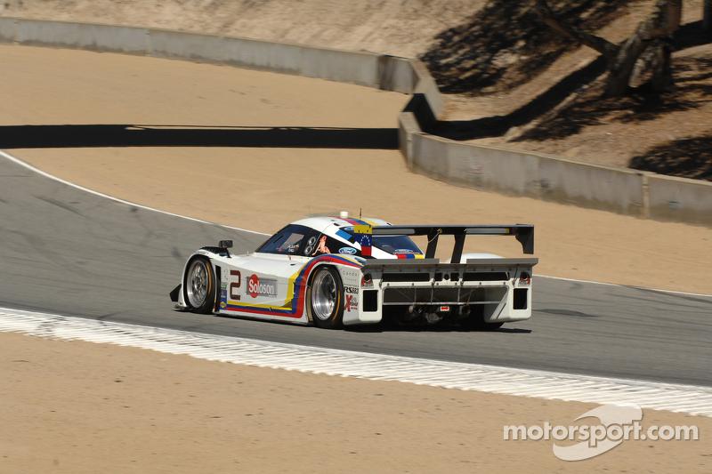 #2 Starworks Motorsport Ford Riley: Alex Popow, Ryan Dalziel, Alex Tagliani