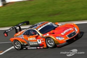 #6 Lexus Team LeMans Eneos Lexus SC430: Daisuke Ito, Kazuya Oshima