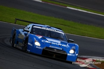 #12 Team Impul Nissan GT-R: Joao Paulo de Oliveira, Tsugio Matsuda