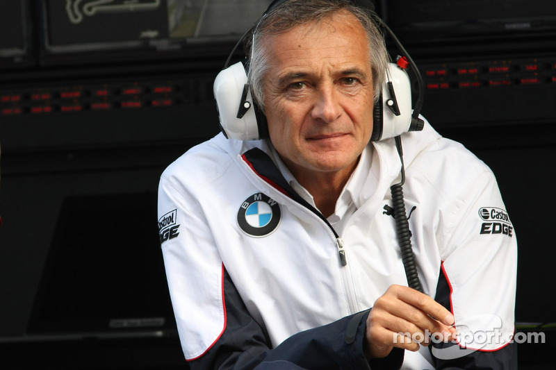 Charly Lamm, Teammanager BMW Team Schnitzer