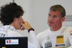 David Coulthard, Mucke Motorsport AMG Mercedes C-Coupe