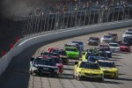 Start: Joey Logano leads