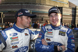 Petter Solberg and Jari-Matti Latvala, Ford World Rally Team