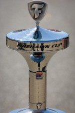 Indy Lights series Firehawk trophy
