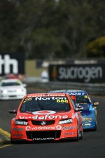 Craig Lowndes and Warren Luff