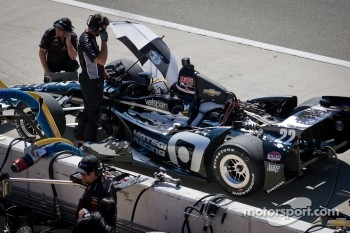 Oriol Servia, Dreyer & Reinbold Racing Chevrolet
