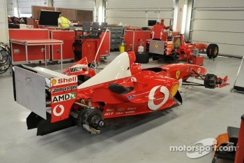 Ferrari F2003