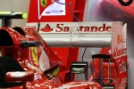 Felipe Massa, Ferrari rear wing