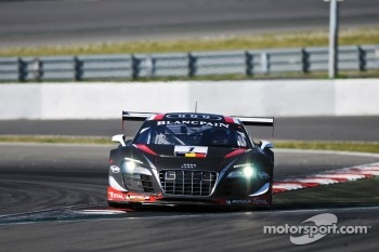 #1 Belgian Audi Club Team WRT Audi R8 LMS ultra: Christopher Haase, Christopher Mies, Stéphane Ortelli
