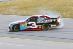 Race winner Austin Dillon