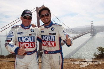 Philipp Eng, Formula Two and Charles Ng, BMW 320 TC, Liqui Moly Team Engstler