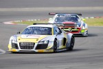 #117 Novadriver Audi R8 LMS: Natalia Freidina, Alexey Vasiliev