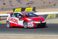 Aleksei Dudukalo,SEAT Leon WTCC, Lukoil Racing Team