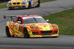 # 40 Dempsey Racing Visit Florida Mazda RX-8:  Joe Foster, Tom Long