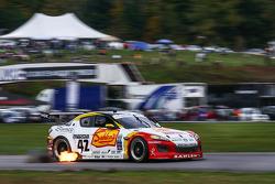 # 42 Team Sahlen TheRaceSite.Com Mazda RX-8: Wayne Nonnamaker, Joe Nonnamaker, Will Nonnamaker