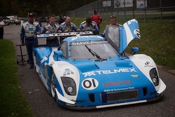 #01 Telmex Chip Ganassi Racing with Felix Sabates BMW-Riley: Scott Pruett, Memo Rojas