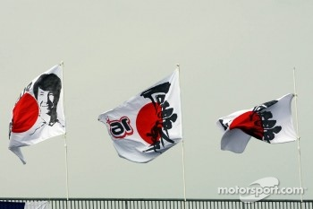 Flags for Kamui Kobayashi