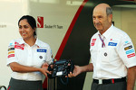 Monisha Kaltenborn, takes over the role of Sauber Team Principal from Peter Sauber, who will remain with the team as the President of the Board of Directors