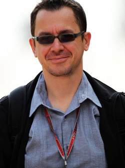 Jon Noble, Autosport Journalist