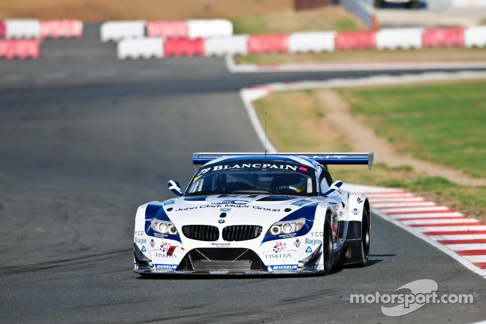#79 Ecurie Ecosse BMW Z4 GT3: Joe Twyman, Andrew Smith, Ollie Millroy