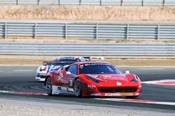 #38 Scuderia Vittoria Ferrari 458 Italia: David McDonald, Jody Fannin, Danny Candia