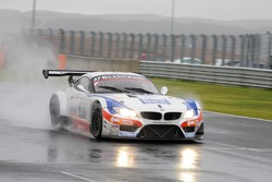 #37 DB Motorsport BMW Z4 GT3: Simon Knap, Andrew Danyliw, Jochen Habets, #36 DB Motorsport BMW Z4 GT3: Jeroen den Boer, Michael Mallock, Nicolaus Mayr-Melnhof