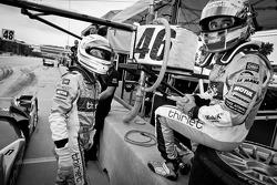 Christophe Tinseau and Mathias Beche