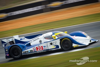 #20 Dyson Racing Team Lola B11/66 Mazda: Tony Burgess, Mark Patterson, Chris McMurry